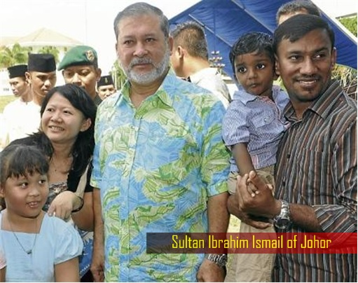 Sultan Ismail Ibrahim - Visit People on the Ground 2