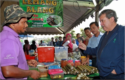 Sultan Ismail Ibrahim - Visit People on the Ground