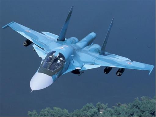 Syrian-Terrorist War - Russian Sukhoi Su-30