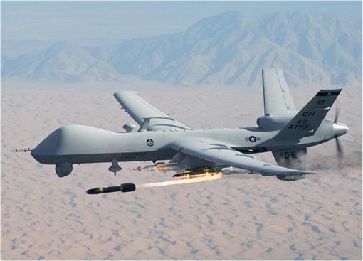 US MQ-1 Predator Drone