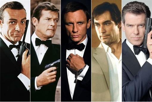 British MI5 MI6 Spies - James Bond