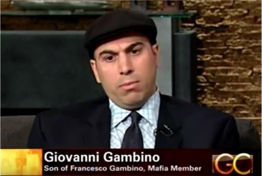 Giovanni Gambino - Son of Mafia - TV Interview