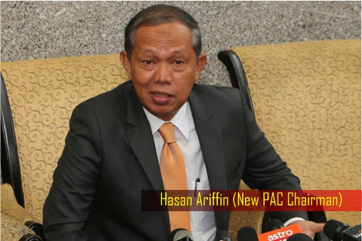 Hasan Ariffin - PAC Public Accounts Committee Chairman