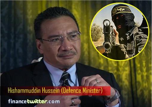 Hishammuddin Hussein - ISIS ISIL Islamic State Target List