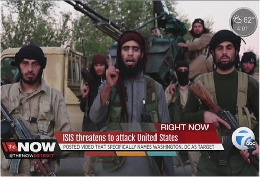 ISIS Threaten To Attack Washington DC - Video