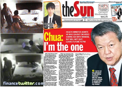 Chua soi lek dvd sex scandals