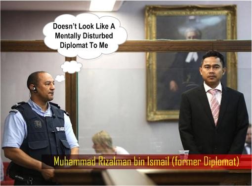 Muhammad Rizalman bin Ismail - in New Zealand High Court