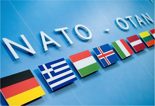 NATO Members Flag
