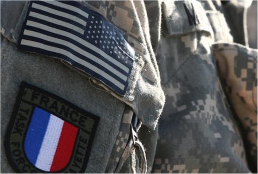NATO-US-France-Military Uniform