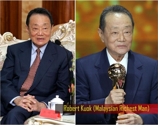 Robert Kuok - Malaysian Richest Man