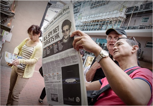 South China Morning Post SCMP - Reading Newspaper