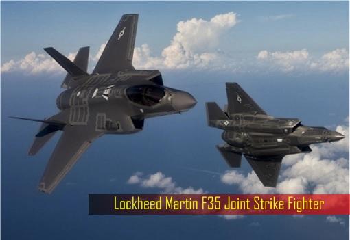 UK Britain Military Spending - Lockheed Martin F35 Joint Strike Fighter