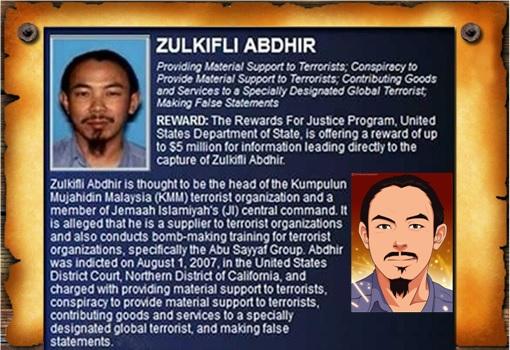 Zulkifli Abdhir alias Marwan - Malaysian Terrorist