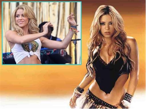2006 Shakira