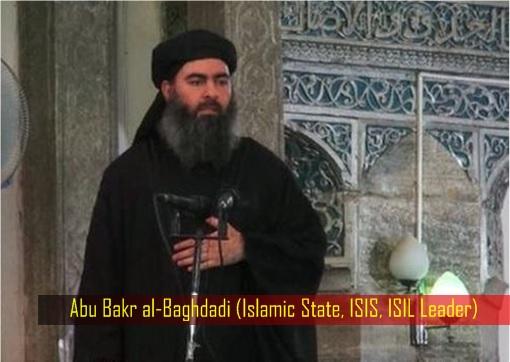 Abu Bakr al-Baghdadi (Islamic State, ISIS, ISIL Leader)