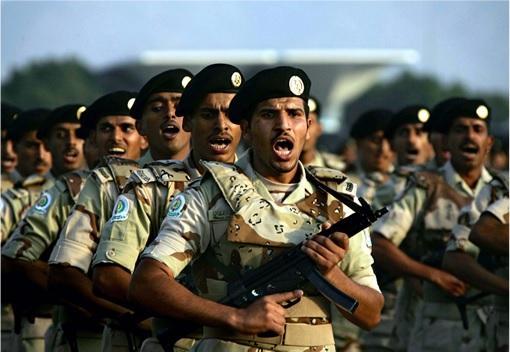 Arab Military Marching