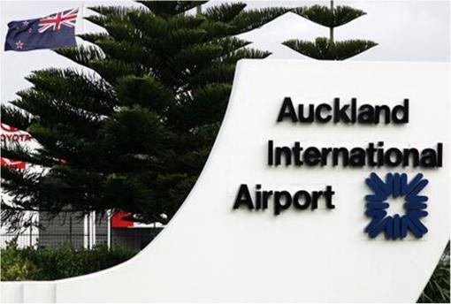 Auckland Internation Airport New Zealand