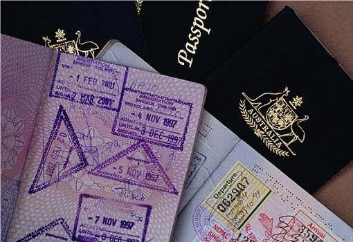 British Syrian-born Zahra Ramadani - Passport