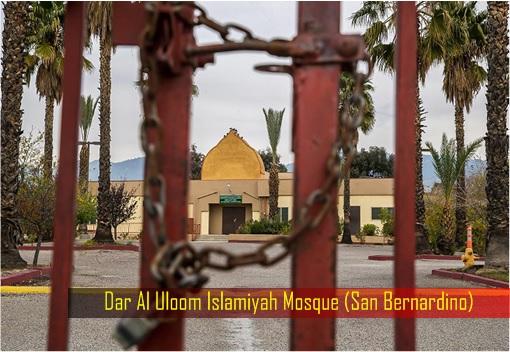 Dar Al Uloom Islamiyah Mosque - San Bernardino