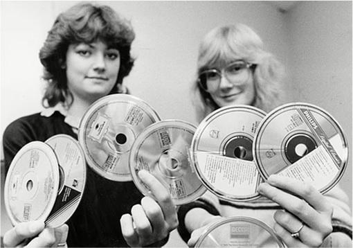 Girls Showing CD Compact Disc