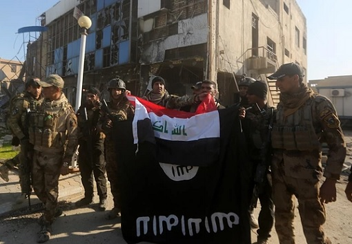 Iraqi Forces Liberated Ramadi from ISIS