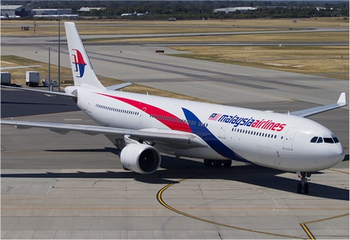 Malaysia Airlines Airbus A330-323X