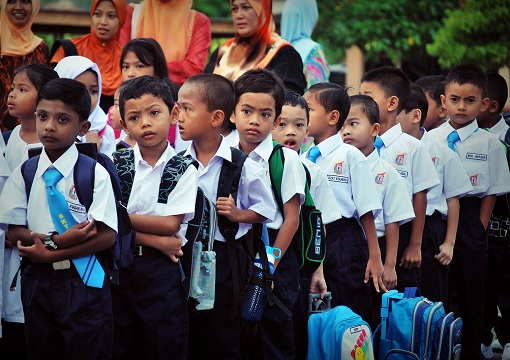 Malaysian School System - Primary School Students