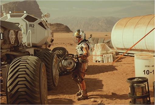 Martian - Mars Colonization