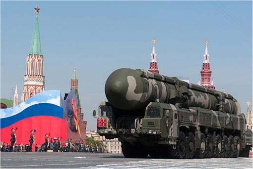 Russia Nuclear Arsenal Display