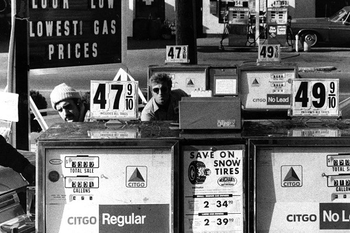 1973 Flashback - Gasoline at 47-Cents A Gallon