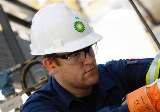 BP British Petroleum Oil and Gas Worker
