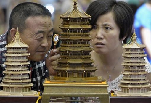 China Economy Hard Landing - Magnifying Pagoda