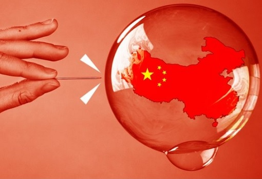 China Economy - Poking the Bubble