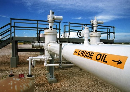 Crude Oil Pipe