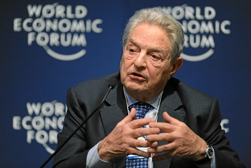 George Soros - At World Economic Forum
