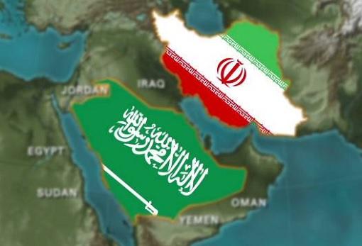 Iran-Saudi Conflict - Map
