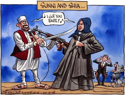 Iran-Saudi Conflict - Sunni vs Shia - Got You Babe