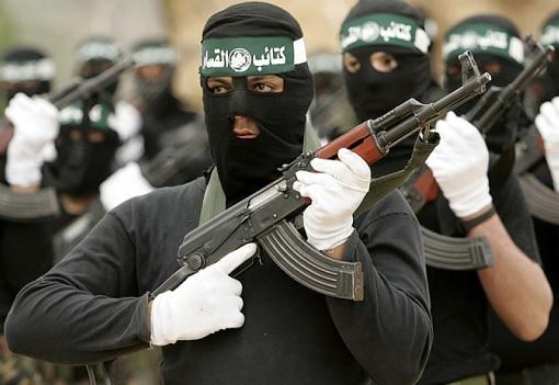 Muslim Brotherhood Army Marching