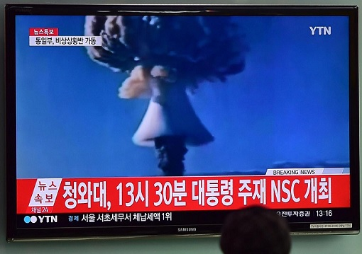 North Korea Test Detonate Hydrogen Bomb - TV News
