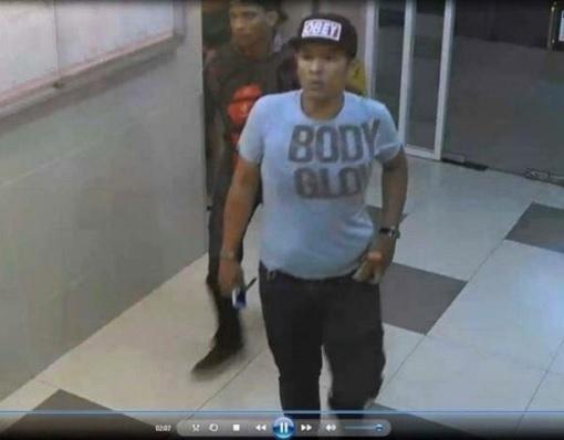 Prima Setapak Condo Lift Robbery - Robbers Photo