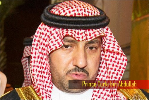 Prince Turki bin Abdullah