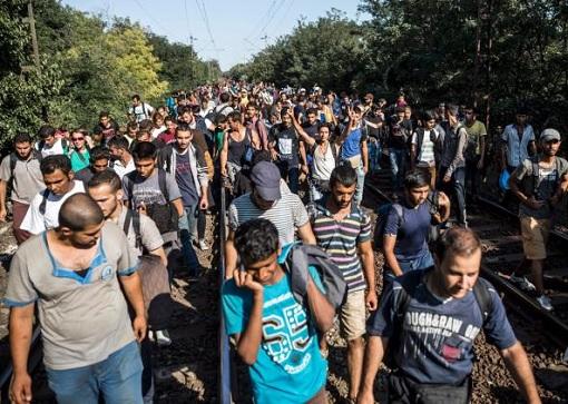Wave of Syrian Refugees