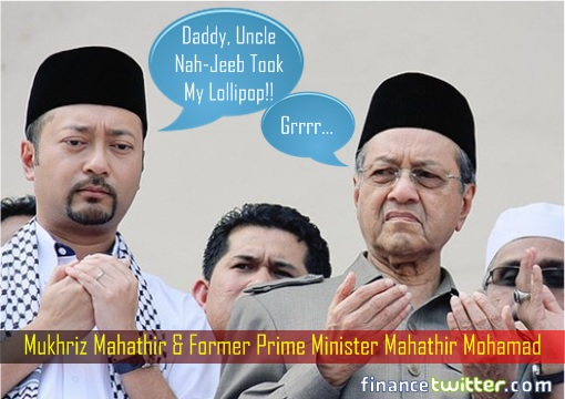 Mukhriz Termination - Najib's Tactical Error Due To His Narcissism