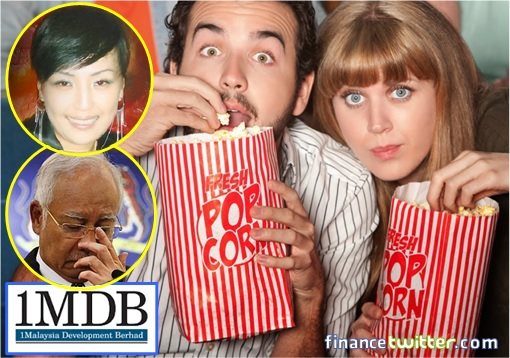 Season 2 Of Najib Multi-Scandals - Don't Get Mad, Get Popcorn