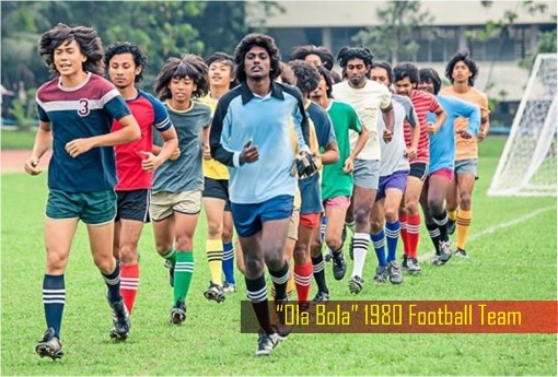 Ola Bola 1980 Football Team