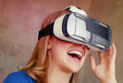 Samsung Galaxy S7 - Gear VR Headset