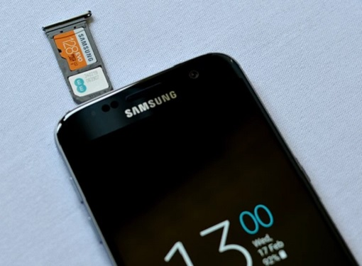 Samsung Galaxy S7 - Micro SD Expandable Storage