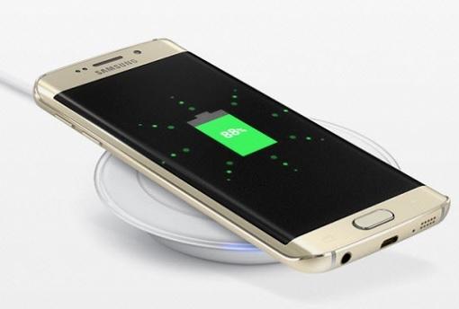 Samsung Galaxy S7 - Wireless Charging