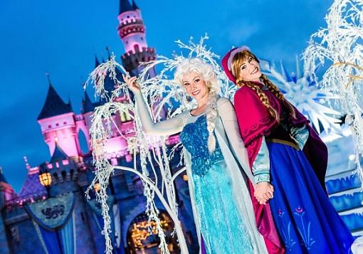 Shanghai Disneyland - Frozen 2