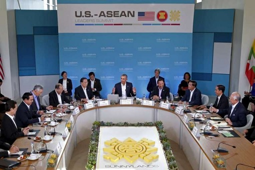 US-ASEAN Summit at California